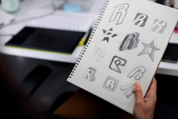 Bertalan Design szolgáltatások logó tervezés