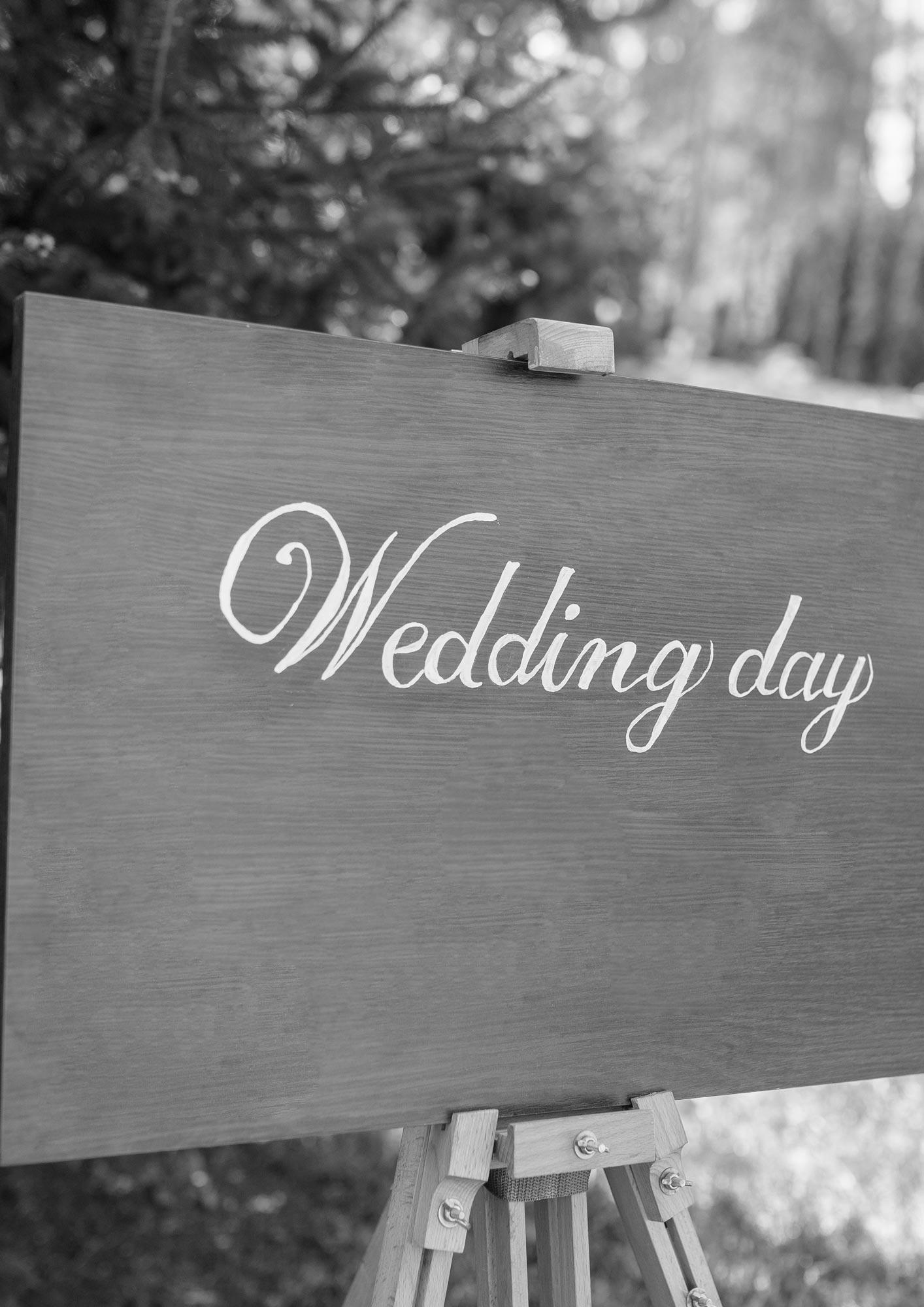 Esküvő design készítés